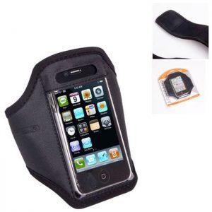 ARMBAND Θήκη Smartphone Universal, για μπράτσο, 63 x 120mm, Black | Αξεσουάρ κινητών | elabstore.gr