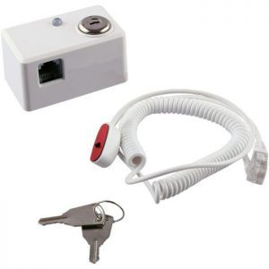 Αντικλεπτική βάση Smartphone με κλειδαριά | Mobile Συσκευές | elabstore.gr