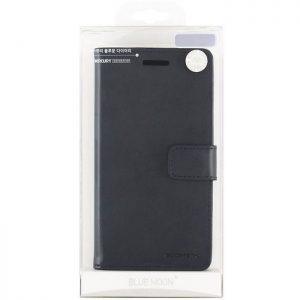 MERCURY Θήκη BlueMoon για iPhone 7/8, Black | Αξεσουάρ κινητών | elabstore.gr