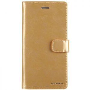 MERCURY Θήκη BlueMoon για iPhone 7/8, Gold | Αξεσουάρ κινητών | elabstore.gr