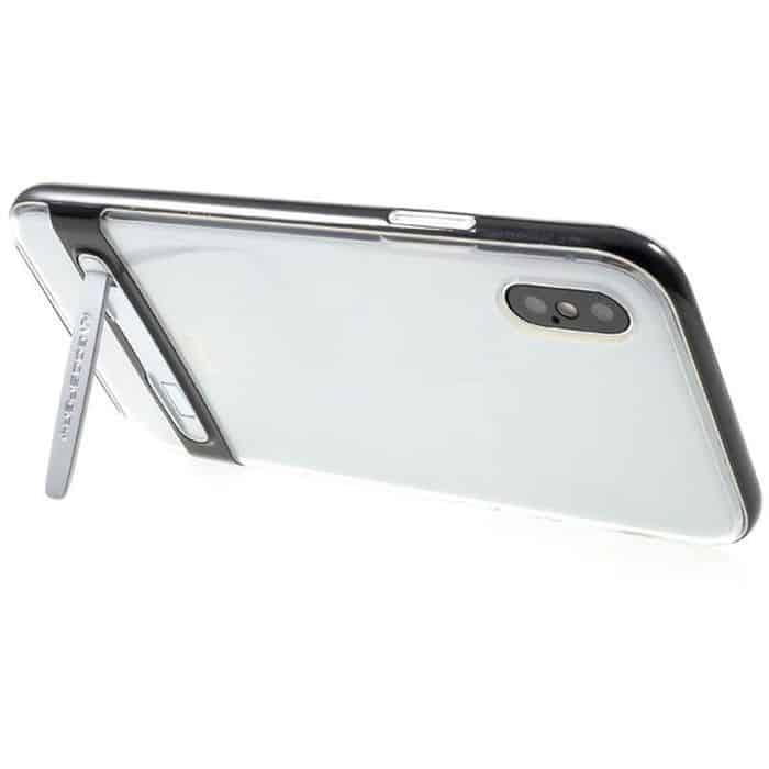 MERCURY Θήκη Dream Bamper για iPhone X, Black | Αξεσουάρ κινητών | elabstore.gr