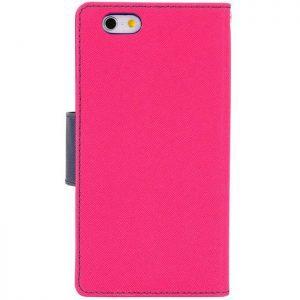 MERCURY Θήκη Fancy Diary για Huawei P10, Hot Pink/Navy | Αξεσουάρ κινητών | elabstore.gr