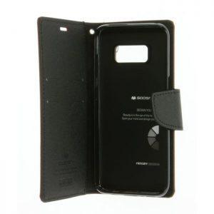 MERCURY Θήκη Fancy Diary για Samsung S8, Brown/Black   Αξεσουάρ κινητών   elabstore.gr