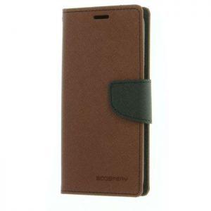 MERCURY Θήκη Fancy Diary για Samsung S8, Brown/Black | Αξεσουάρ κινητών | elabstore.gr