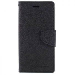 MERCURY Θήκη Fancy Diary για iPhone X, Black | Αξεσουάρ κινητών | elabstore.gr
