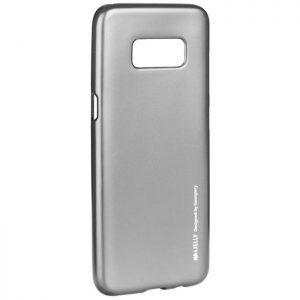 MERCURY Θήκη i-Jelly Metal για Samsung S8, Gray | Αξεσουάρ κινητών | elabstore.gr