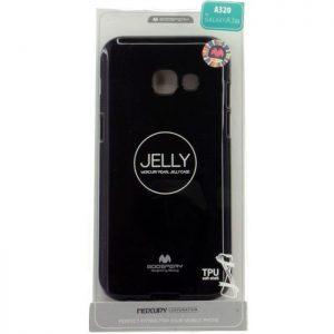 MERCURY Θήκη Jelly για Samsung A3 2017, Black | Αξεσουάρ κινητών | elabstore.gr