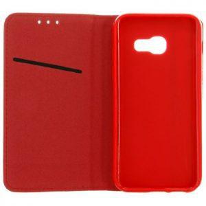 POWERTECH Θήκη Magnet Book για Samsung A3 2017, Red, Blister | Αξεσουάρ κινητών | elabstore.gr