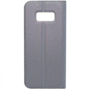 POWERTECH Θήκη Magnet View για Samsung  Galaxy S8 (G950), Gray   Αξεσουάρ κινητών   elabstore.gr