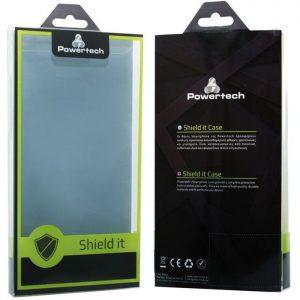 POWERTECH Θήκη Metal TPU για Samsung Galaxy Note 8 N950, Silver | Αξεσουάρ κινητών | elabstore.gr