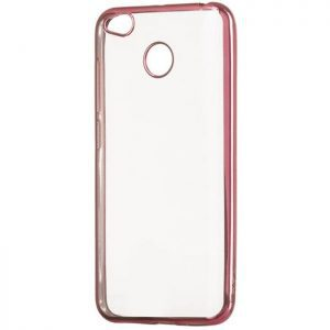 POWERTECH Θήκη Metal TPU για Xiaomi Redmi 4X, Pink | Αξεσουάρ κινητών | elabstore.gr