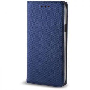 POWERTECH Θήκη Smart Book για LG X Power 2, Blue | Αξεσουάρ κινητών | elabstore.gr
