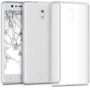 POWERTECH Θήκη Ultra Slim για Nokia 3, Transparent | Αξεσουάρ κινητών | elabstore.gr
