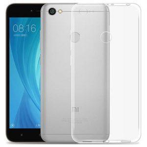 POWERTECH Θήκη Ultra Slim για Xiaomi Redmi Note 5A, Transparent | Αξεσουάρ κινητών | elabstore.gr