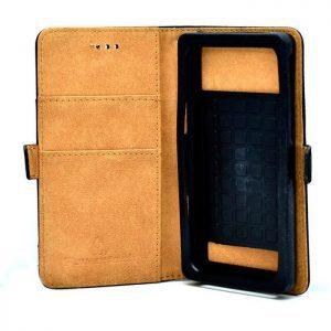 "POWERTECH Θήκη Pocket UniFlip Universal για Smartphone 5.6 - 6"", μαύρη | Αξεσουάρ κινητών | elabstore.gr"