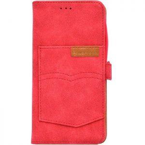 """POWERTECH Θήκη Pocket UniFlip Universal για Smartphone 5.6 - 6"""", κόκκινη   Αξεσουάρ κινητών   elabstore.gr"""