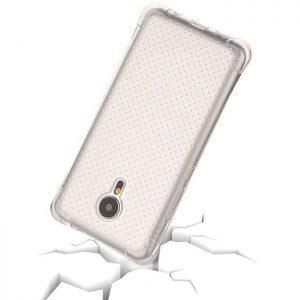 POWERTECH Θήκη AntiSock TPU για Meizu M2 Note, Transparent | Αξεσουάρ κινητών | elabstore.gr