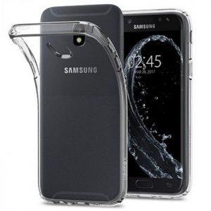 POWERTECH Θήκη Ultra Slim για Samsung J5 2017, Transparent | Αξεσουάρ κινητών | elabstore.gr