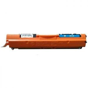 Συμβατό Toner για HP, CF351 - CE311, Cyan, 1K | Toner - Ribbon Μελάνια | elabstore.gr