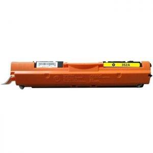 Συμβατό Toner για HP, CF352-CE312 , Yellow, 1K | Toner - Ribbon Μελάνια | elabstore.gr