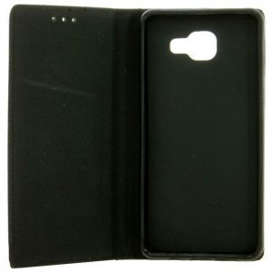 POWERTECH Θήκη Magnet Book για Samsung A3 2017, Black, Blister | Αξεσουάρ κινητών | elabstore.gr