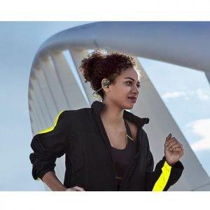 ENERGY SISTEM Bluetooth earphones Sport 3 με μικρόφωνο, κίτρινο | Αξεσουάρ κινητών | elabstore.gr