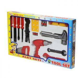 JAMARA παιδικό σετ εργαλείων, 25 εργαλεία | Παιχνίδια | elabstore.gr