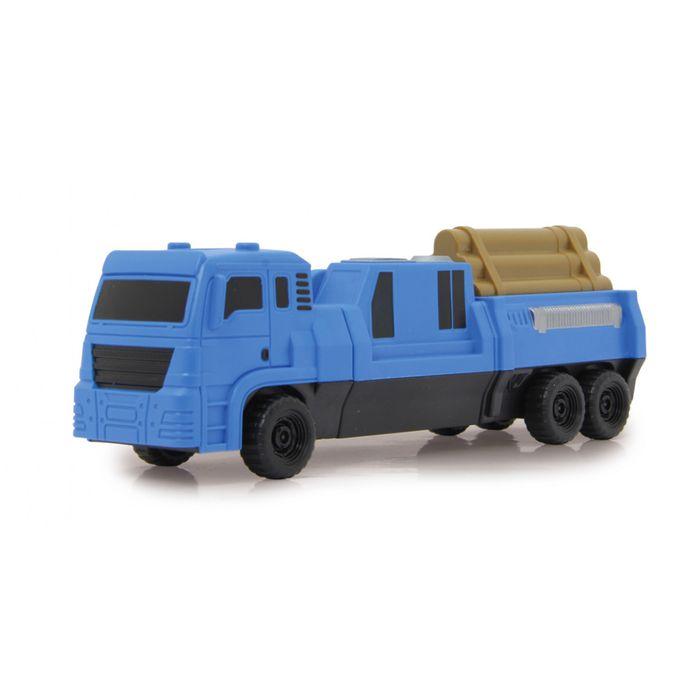 RASTAR Building Blocks με μαγνήτη, φορτηγό | Παιχνίδια | elabstore.gr