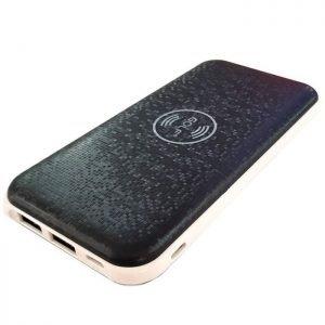 GOLF Power Bank W2, Wireless, 8000mAh, Μαύρο | Αξεσουάρ κινητών | elabstore.gr