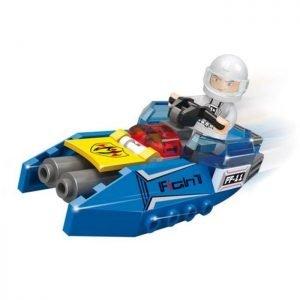 SLUBAN Τουβλάκια Space, Space Jet M38-B0315, 48τμχ | Παιχνίδια | elabstore.gr