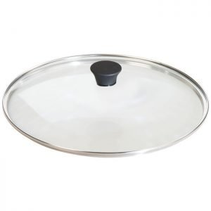 FLONAL Γυάλινο καπάκι 32cm με τρύπα εκτόνωσης ατμού | Οικιακές & Προσωπικές Συσκευές | elabstore.gr