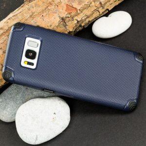 POWERTECH Θήκη Hybrid Light για Samsung Galaxy Note 8, Navy | Αξεσουάρ κινητών | elabstore.gr