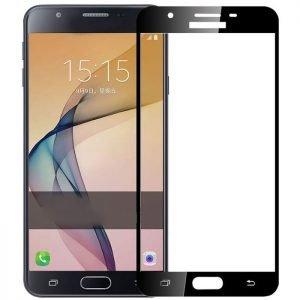 POWERTECH Tempered Glass 3D Full Face για Samsung J2 Pro 2018, Black | Αξεσουάρ κινητών | elabstore.gr