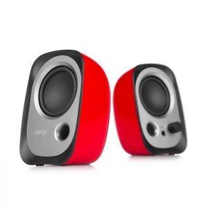Speaker Edifier R12U Red | SPEAKERS 2.0 | elabstore.gr