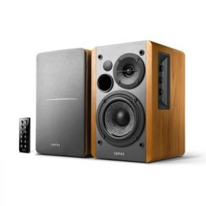 Speaker Edifier R1280DB Brown | LIFESTYLE SPEAKERS | elabstore.gr