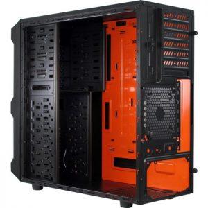 Computer Case Inter-Tech H3 Octagon-RTX | ATX CASES | elabstore.gr