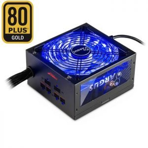 Psu ATX Inter-Tech  Argus RGB-650W 80+ Gold | ATX POWER SUPPLIES | elabstore.gr