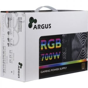 Psu ATX Inter-Tech  Argus RGB-700W 80+ Bronze | ATX POWER SUPPLIES | elabstore.gr