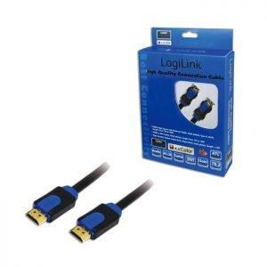 Cable HDMI M/M Retail 3m Logilink CHB1103 | HDMI CABLES | elabstore.gr