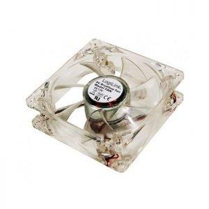 Case Cooler 8cm Logilink FAN102   COOLERS FOR CASES   elabstore.gr
