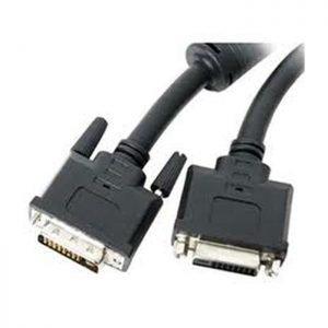 Cable DVI M/F Bulk 10m Logilink CD0006 | DVI CABLES | elabstore.gr