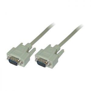 Cable VGA M/M Bulk 3m Logilink CV0026 | VGA CABLES | elabstore.gr