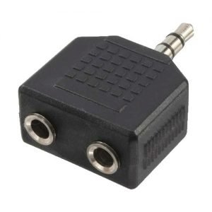 Stereo Adapter Logilink CA1002 | AUDIO CABLES | elabstore.gr