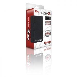 Notebook Adaptor 90W TOSHIBA 19V 5,5 x 2,5 x12   REPLACEMENT NB ADAPTORS   elabstore.gr