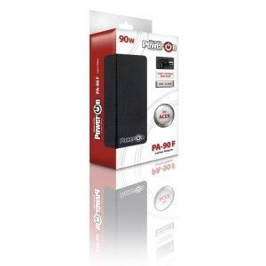 Notebook Adaptor 90W ACER 19V 5,5 x 1,7 x 12 | REPLACEMENT NB ADAPTORS | elabstore.gr