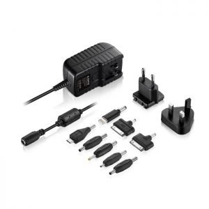 Tablet Adaptor Power On 5V 2A 8 Tips | MOBILITY | elabstore.gr