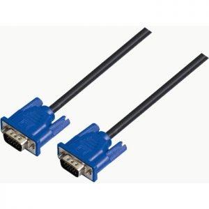 Cable VGA M/M 1.8m Aculine VGA-001 | VGA CABLES | elabstore.gr
