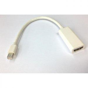 Mini DP M to HDMI F Converter Aculine AD-001 | DISPLAY PORT ADAPTORS | elabstore.gr