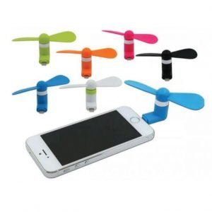Remax Refon Mini Fan F10 for iPhone 5/6/7 blue | CREATIVE PRODUCTS | elabstore.gr