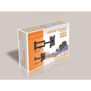 TV Bracket Focus Mount Tilt & Swivel SMS21-22AT | FULL MOTION TV BRACKETS | elabstore.gr